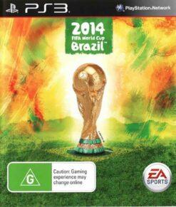 Hra 2014 FIFA World Cup Brazil pro PS3 Playstation 3 konzole