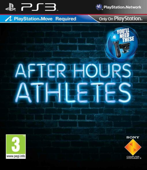 Hra After Hours Athletes pro PS3 Playstation 3 konzole