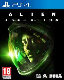 Hra Alien: Isolation pro PS4 Playstation 4 konzole