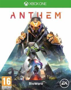 Hra Anthem pro XBOX ONE XONE X1 konzole