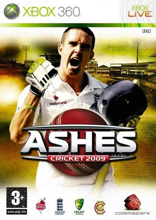 Hra Ashes Cricket 2009 pro XBOX 360 X360 konzole
