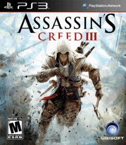 Hra Assassin's Creed 3 pro PS3 Playstation 3 konzole