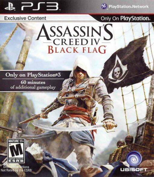 Hra Assassin's Creed 4: Black Flag pro PS3 Playstation 3 konzole