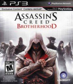 Hra Assassin's Creed: Brotherhood pro PS3 Playstation 3 konzole