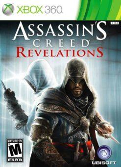 Hra Assassin's Creed: Revelations pro XBOX 360 X360 konzole