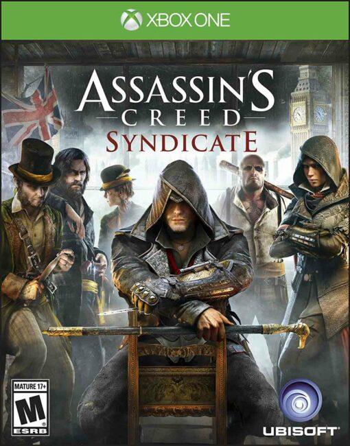 Hra Assassin's Creed: Syndicate pro XBOX ONE XONE X1 konzole