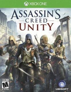 Hra Assassin's Creed: Unity pro XBOX ONE XONE X1 konzole