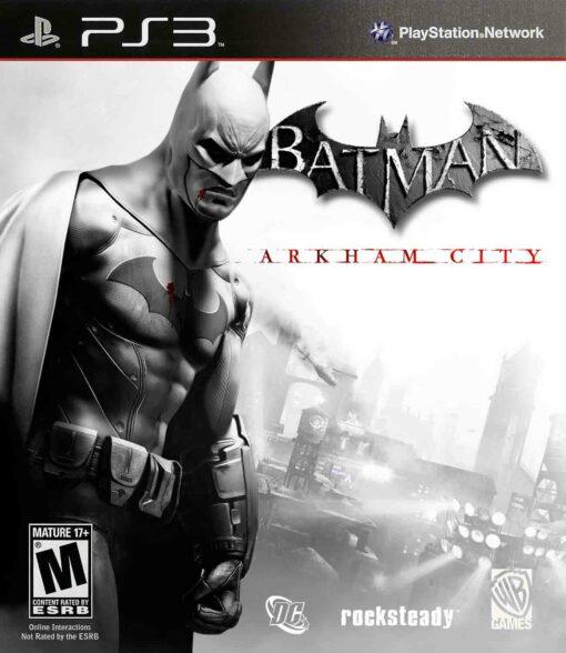 Hra Batman: Arkham City pro PS3 Playstation 3 konzole