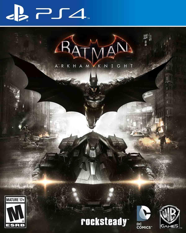 Batman: Arkham Knight pro PS4