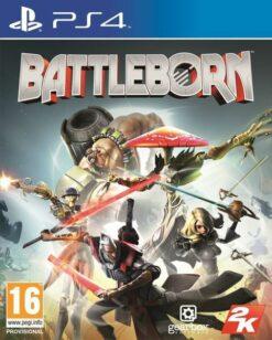 Hra Battleborn pro PS4 Playstation 4 konzole