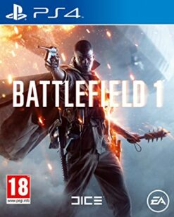 Hra Battlefield 1 pro PS4 Playstation 4 konzole