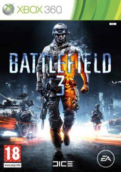 Hra Battlefield 3 pro XBOX 360 X360 konzole
