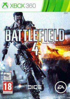Hra Battlefield 4 pro XBOX 360 X360 konzole