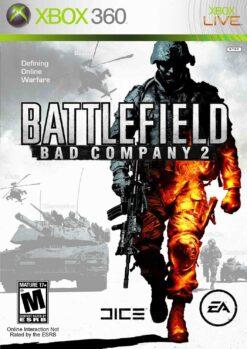Hra Battlefield: Bad Company 2 pro XBOX 360 X360 konzole