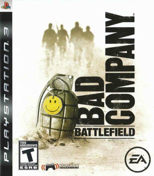 Hra Battlefield: Bad Company pro PS3 Playstation 3 konzole