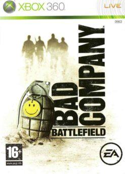 Hra Battlefield: Bad Company pro XBOX 360 X360 konzole