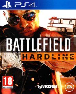 Hra Battlefield: Hardline pro PS4 Playstation 4 konzole
