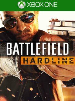 Hra Battlefield: Hardline pro XBOX ONE XONE X1 konzole