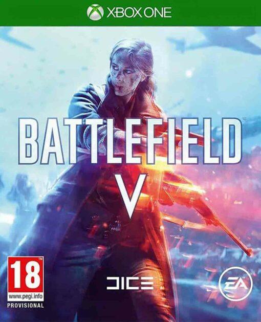 Hra Battlefield V pro XBOX ONE XONE X1 konzole