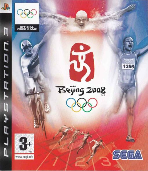 Hra Beijing 2008 pro PS3 Playstation 3 konzole