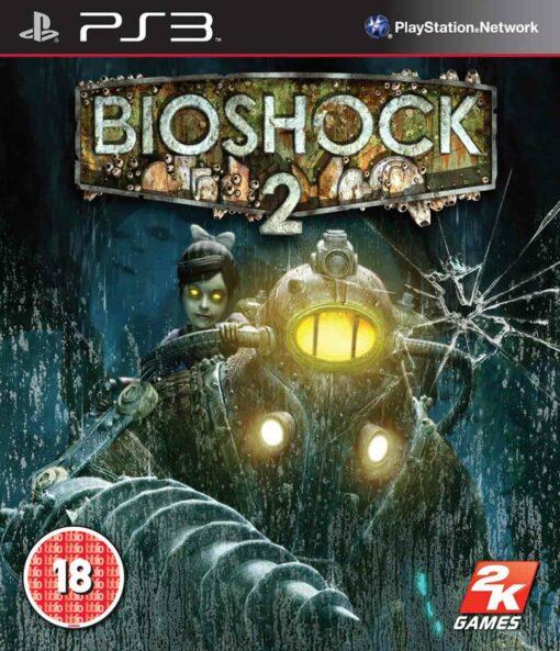 Hra Bioshock 2 pro PS3 Playstation 3 konzole