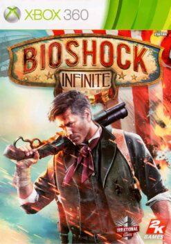 Hra Bioshock Infinite pro XBOX 360 X360 konzole