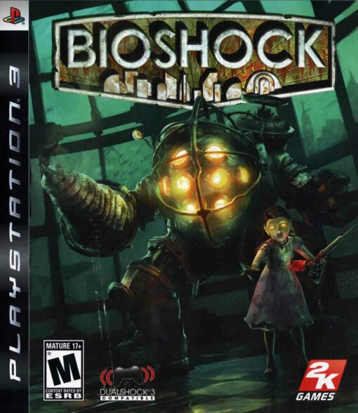 Hra Bioshock pro PS3 Playstation 3 konzole