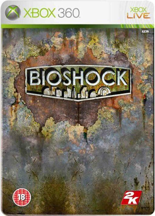 Hra Bioshock (steelbook) pro XBOX 360 X360 konzole