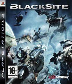 Hra Blacksite: Area 51 pro PS3 Playstation 3 konzole