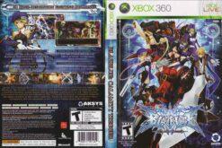 Hra BlazBlue: Calamity Trigger pro XBOX 360 X360 konzole