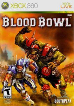 Hra Blood Bowl pro XBOX 360 X360 konzole