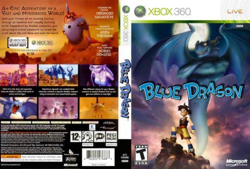 Hra Blue Dragon pro XBOX 360 X360 konzole