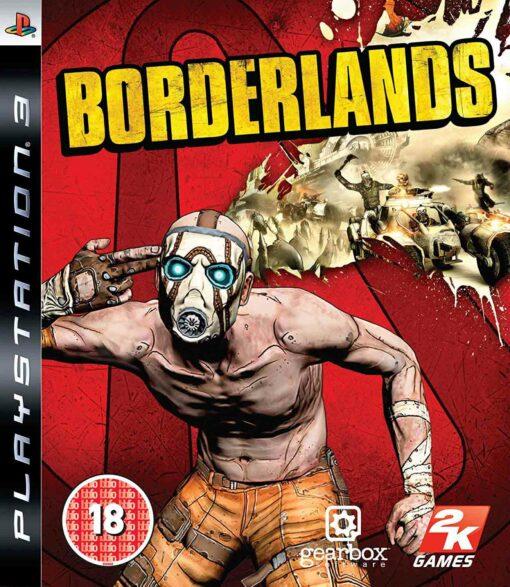 Hra Borderlands pro PS3 Playstation 3 konzole