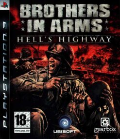 Hra Brothers In Arms: Hell's Highway pro PS3 Playstation 3 konzole