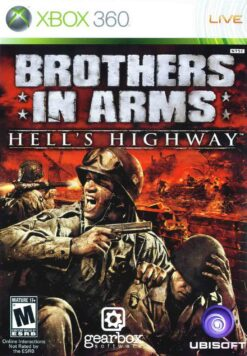 Hra Brothers In Arms: Hell's Highway pro XBOX 360 X360 konzole