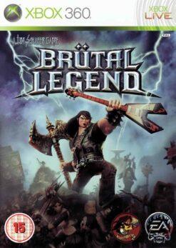 Hra Brutal Legend pro XBOX 360 X360 konzole