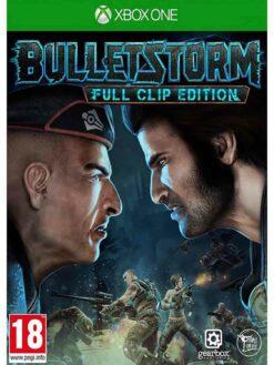 Hra Bulletstorm (Full Clip Edition) pro XBOX ONE XONE X1 konzole