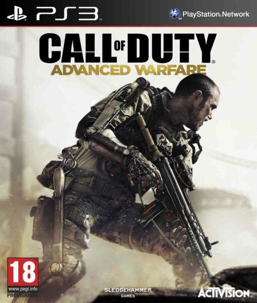 Hra Call Of Duty: Advanced Warfare pro PS3 Playstation 3 konzole