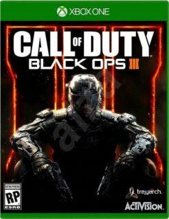 Hra Call Of Duty: Black Ops III pro XBOX ONE XONE X1 konzole
