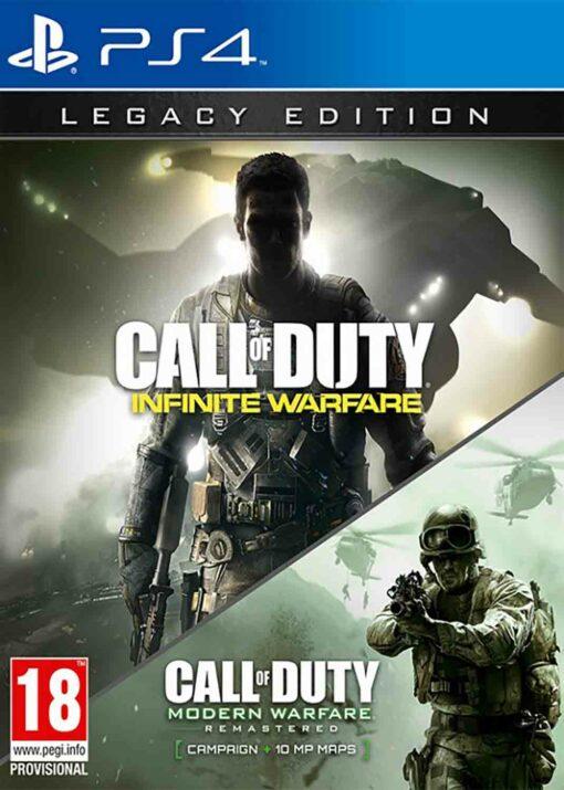 Hra Call Of Duty: Infinite Warfare (legacy edition) pro PS4 Playstation 4 konzole