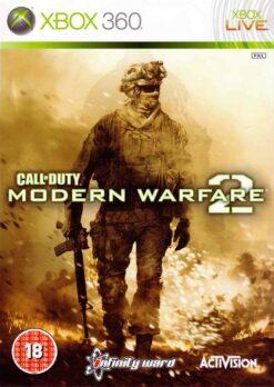 Hra Call Of Duty: Modern Warfare 2 pro XBOX 360 X360 konzole