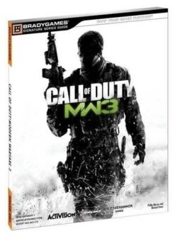 Call Of Duty: Modern Warfare 3 Signature Series (kniha)