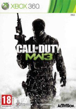 Hra Call Of Duty: Modern Warfare 3 pro XBOX 360 X360 konzole