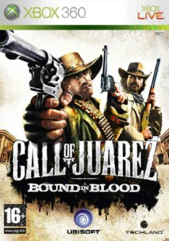Hra Call Of Juarez: Bound In Blood pro XBOX 360 X360 konzole