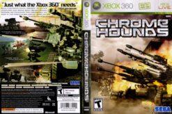 Hra Chromehounds pro XBOX 360 X360 konzole