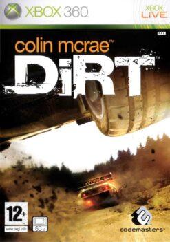 Hra Colin McRae DiRT pro XBOX 360 X360 konzole