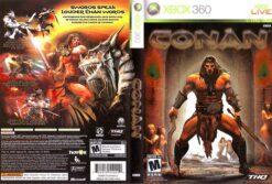 Hra Conan pro XBOX 360 X360 konzole
