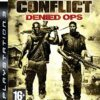 Hra Conflict: Denied Ops pro PS3 Playstation 3 konzole