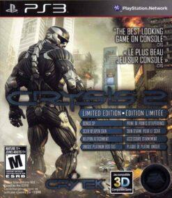 Hra Crysis 2 pro PS3 Playstation 3 konzole