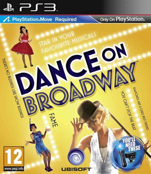 Hra Dance On Broadway pro PS3 Playstation 3 konzole